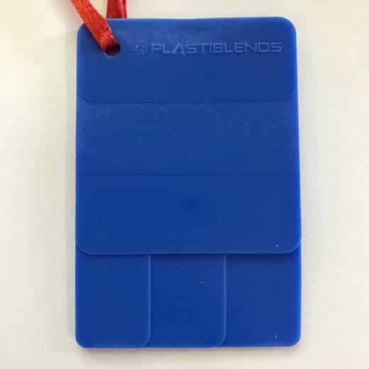 Суперконцентрат красителя синий (MASTERBATCH POLYCOLOR BLUE 04111)