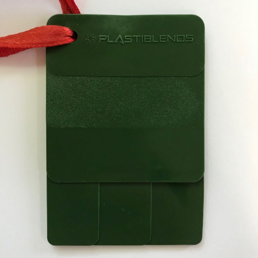 Мастербатч зеленый (MASTERBATCH POLYCOLOR  GREEN 04010)