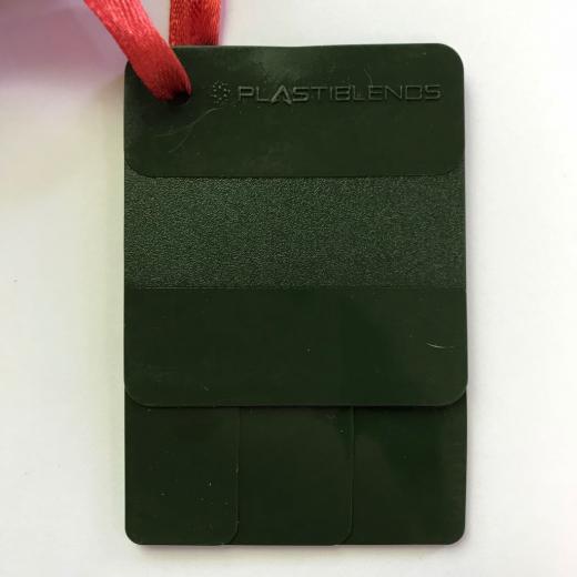 Суперконцентрат красителя зеленый (MASTERBATCH POLYCOLOR  GREEN 04052)