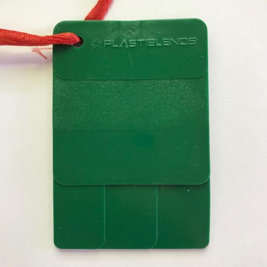 Мастербатч зеленый (MASTERBATCH POLYCOLOR  GREEN 04075)