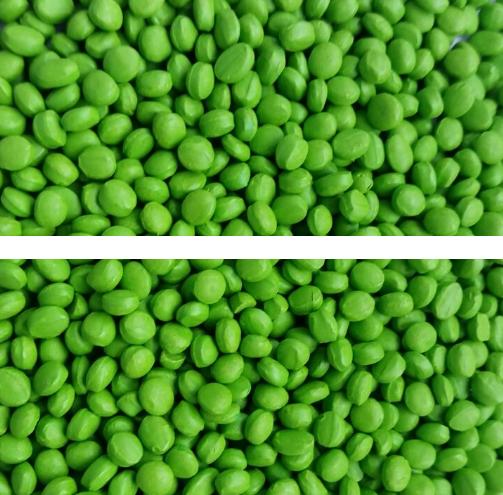Суперконцентрат красителя зеленый (MASTERBATCH POLYCOLOR  GREEN 04081)