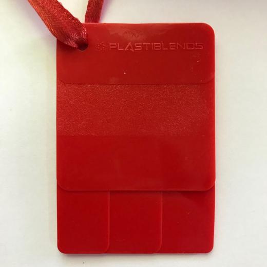 Суперконцентрат красителя красный (MASTERBATCH POLYCOLOR RED 04094)