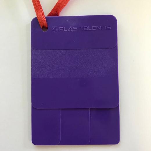 Мастербатч фиолетовый (MASTERBATCH POLYCOLOR VIOLET 04001)