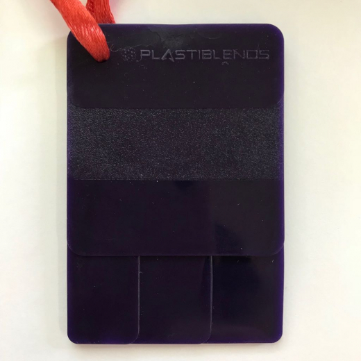 Суперконцентрат красителя фиолетовый (MASTERBATCH POLYCOLOR VIOLET 04002)
