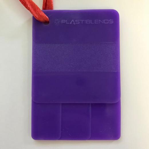 Мастербатч фиолетовый (MASTERBATCH POLYCOLOR VIOLET 04008)
